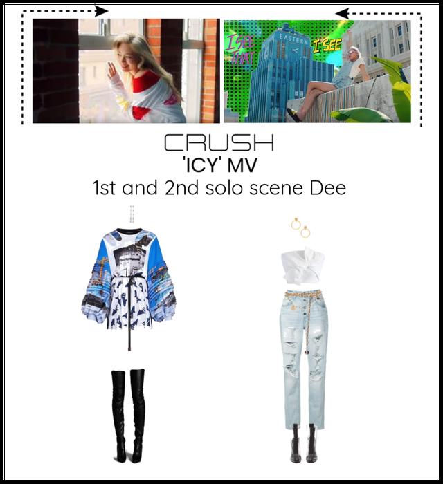 'ICY' - MV