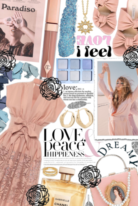 Love, Peace & Hippiness