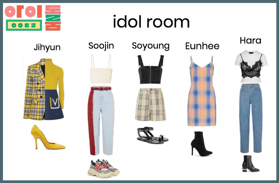 Idol Room Appearance