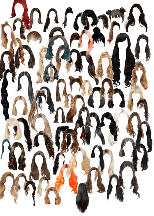 hair collection 1