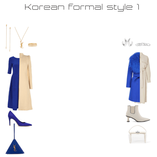 Korean formal style 1 by Giada Orlando 2019