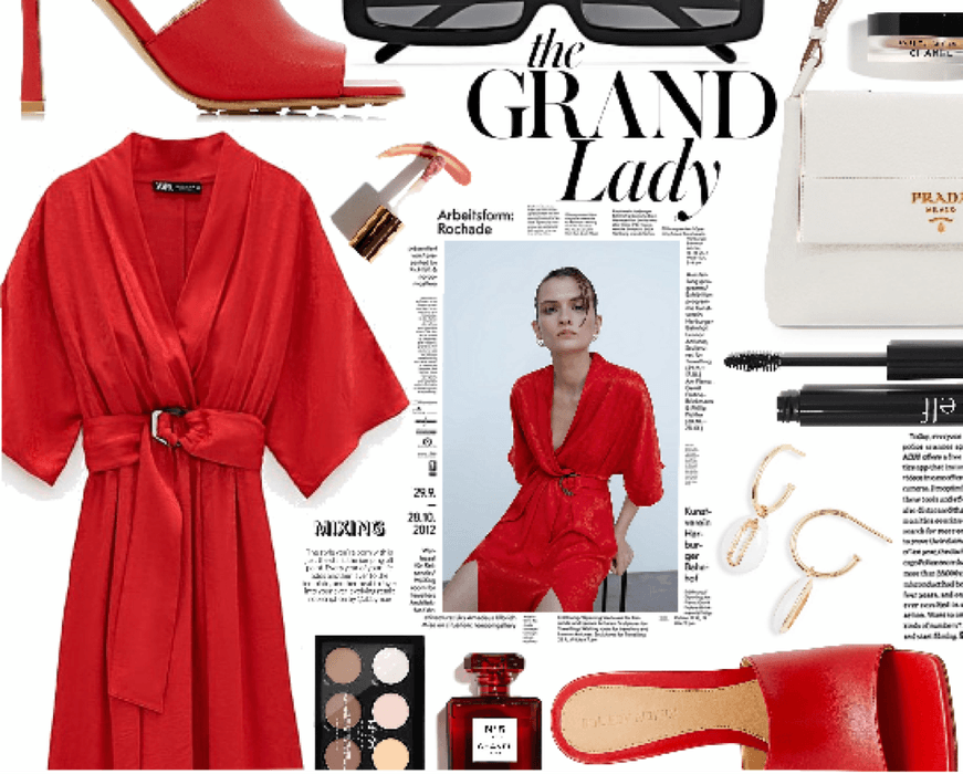 Red Lady ❤️