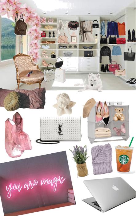 clutter closet xox