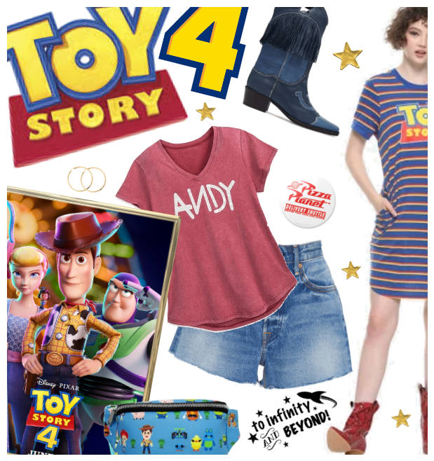 Toy Story 4 Style