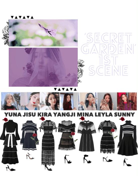 {MARIONETTE} 'Secret Garden' 1st Scene