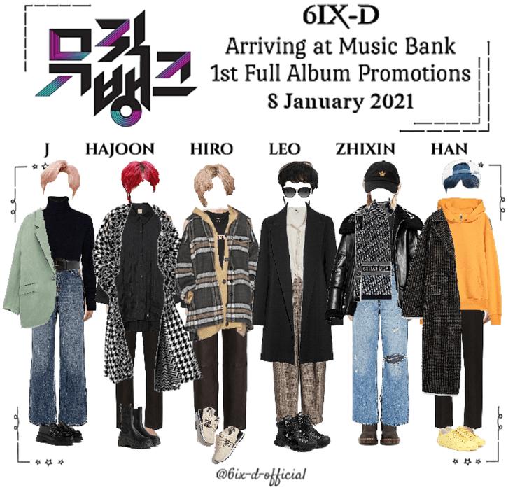 6IX-D [씩스띠] Music Bank 210108