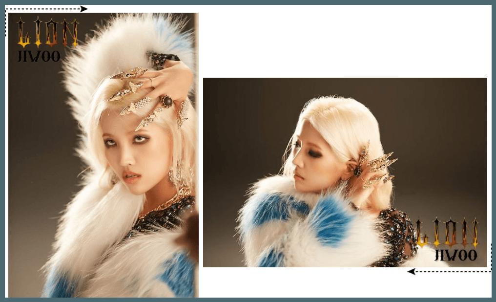 "{RoSE} ""Road to Queendom"" Teaser photo (Jiwoo)"