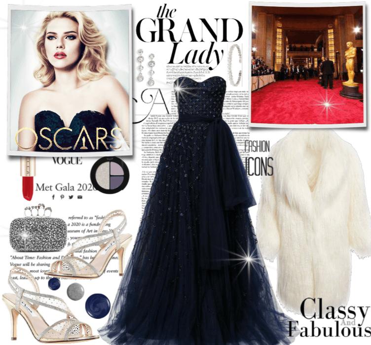 The Grand Lady- Scarlett Johansson