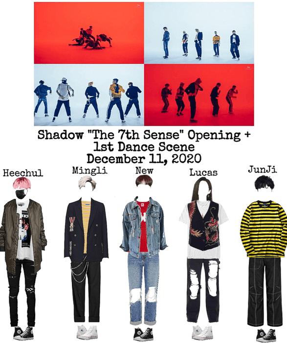 "Shadow ""The 7th Sense"" Opening + 1st Dance Scene MV"