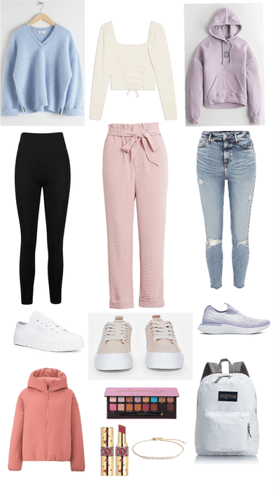 Winter Everyday Oufits
