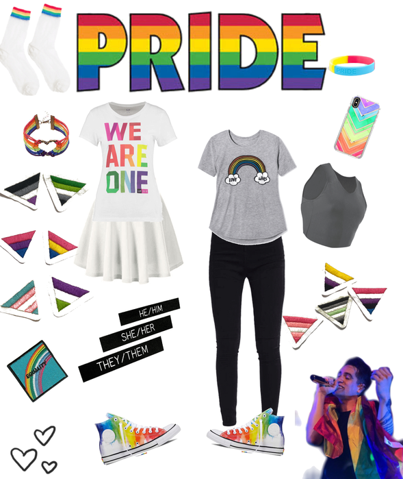 Pride for LGBTQ+