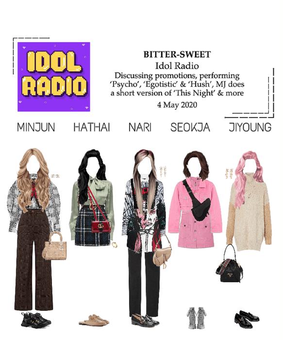 BITTER-SWEET [비터스윗] Idol Radio 200504