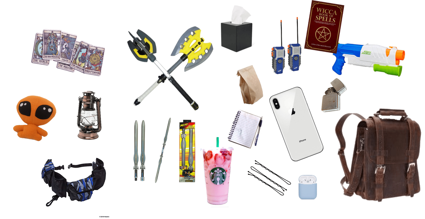 what to bring to Area 51