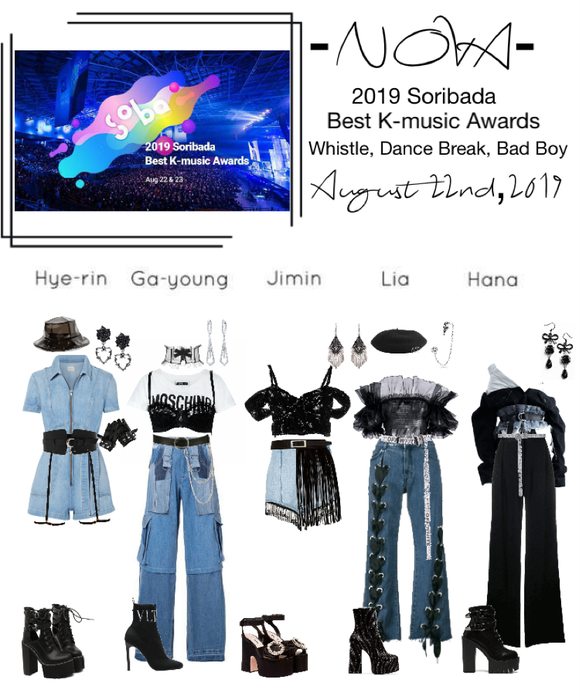 -NOVA- 2019 Soribada Best K-Music Awards