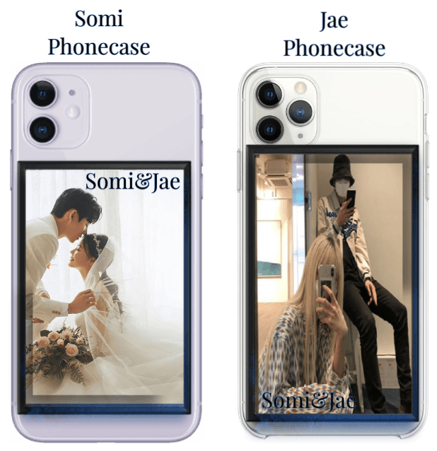 Somi&Jae Phonecase