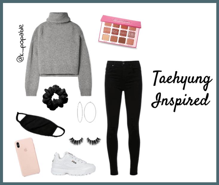 Taehyung (BTS) Inspired