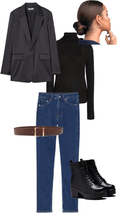 Chloe decker outfit inspiration