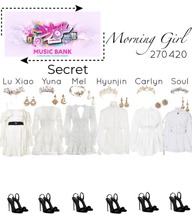 Music Bank- Secret