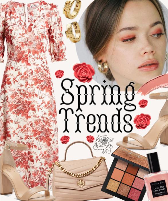 Spring Trend - Florals