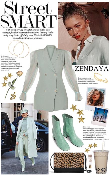 Zendaya Street Style