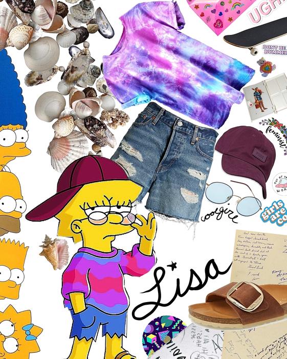 Lisa | @jinx_jones #contest