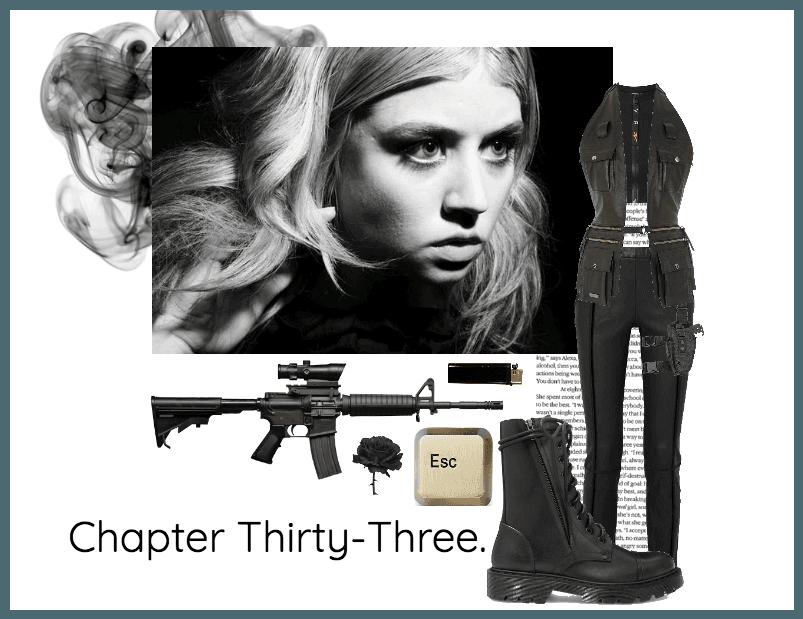 Tris Chapter Thirty-Three