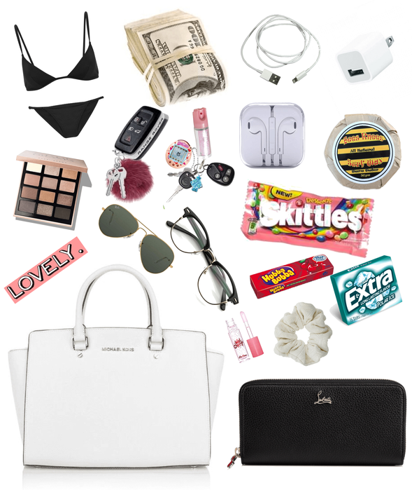 What's In My Purse