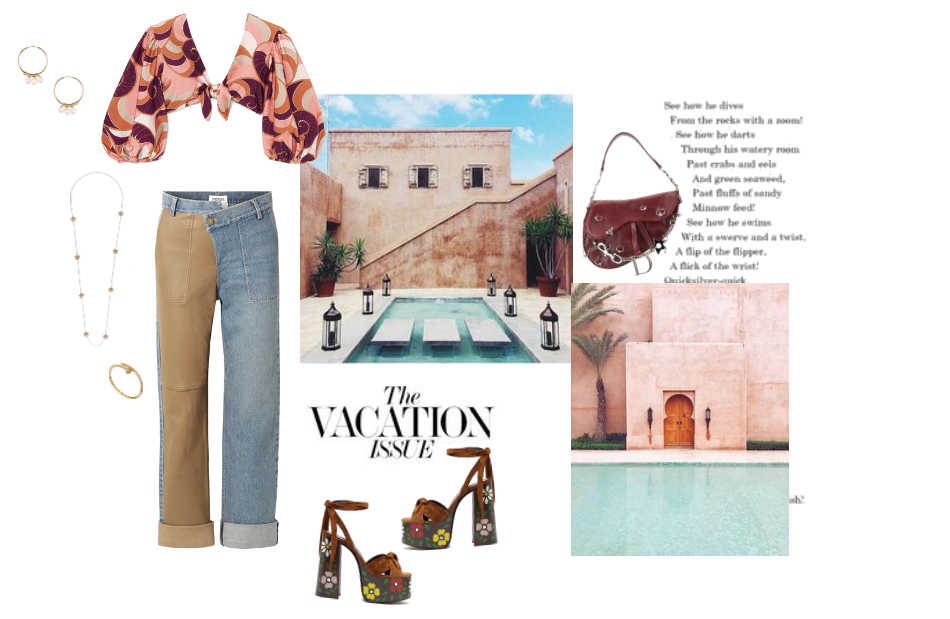 The Vocation Issue - Marrakech