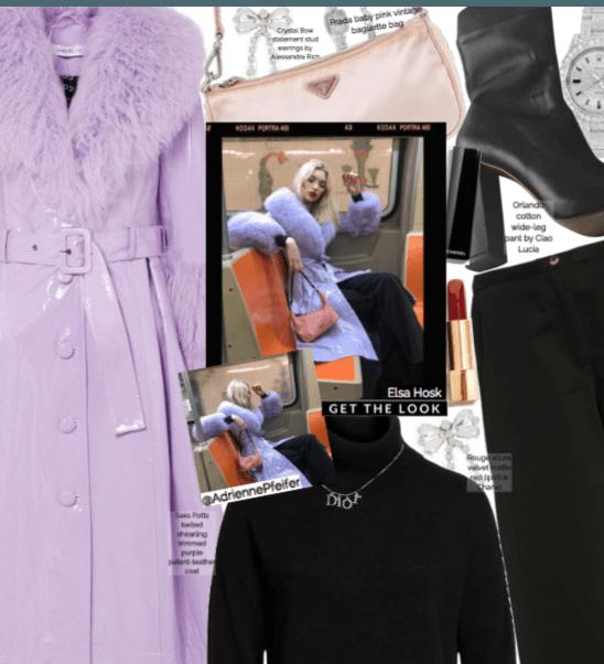 💜Favorite Celebrity Style: Elsa Hosk