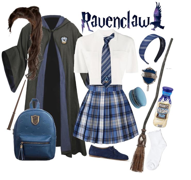 RAVENCLAW - Sophia (E1.1)