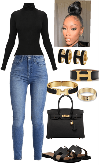 Hermès Drip🖤
