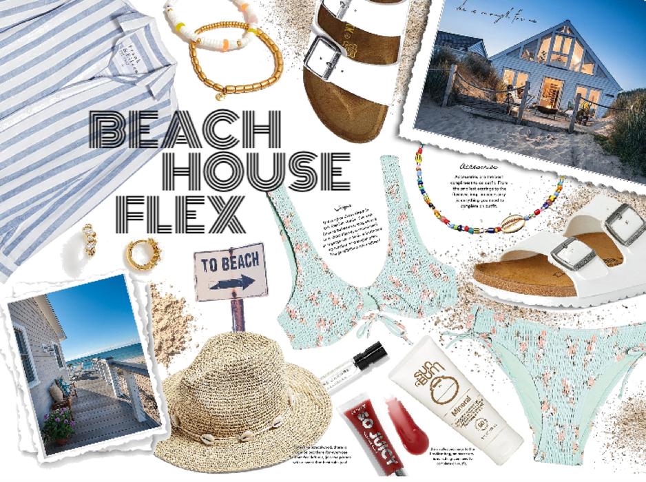 Beach House Flex 🏖