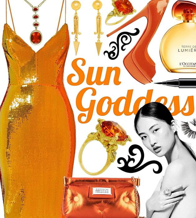 WINTER 2020: Sun Goddess