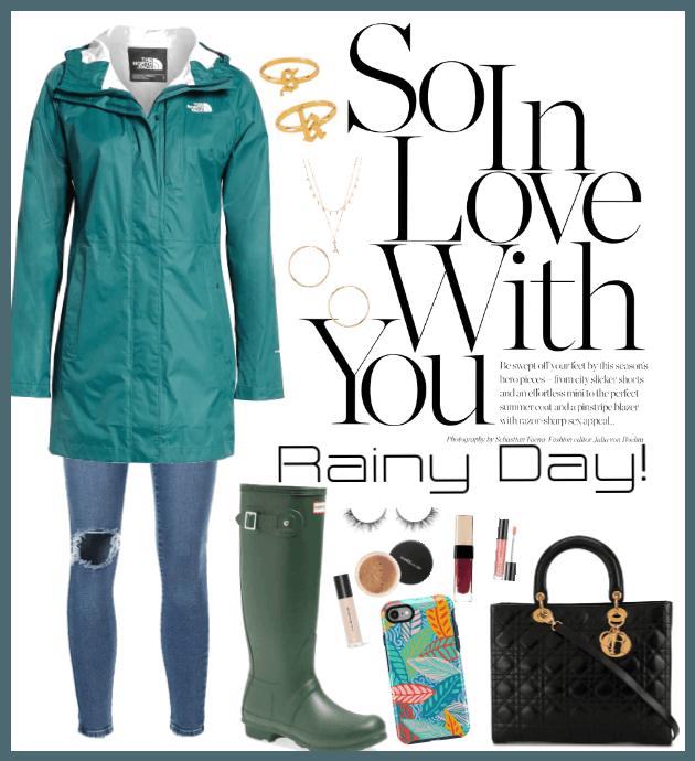 Rainy day☔️🌧