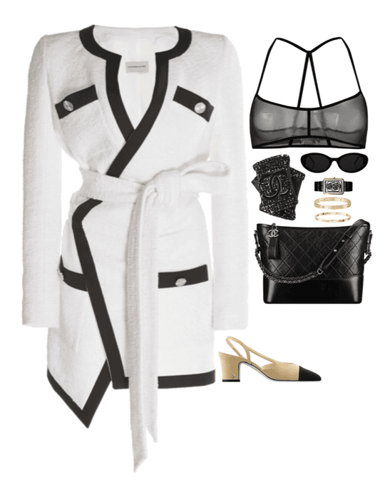 Chanel fashionshow