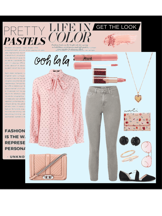 Pastel Pink and Love
