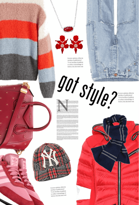 Sweater Style: Tailgate Party