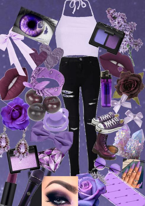 purple 💋