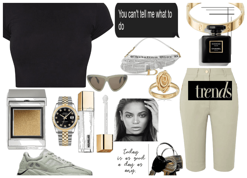 beyonce outfit