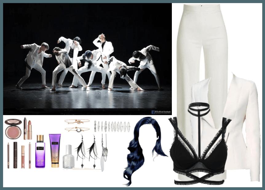 the 8th member: Black Swan MV