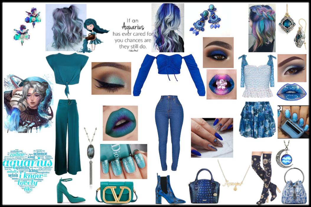 Fashion Aquarius!!