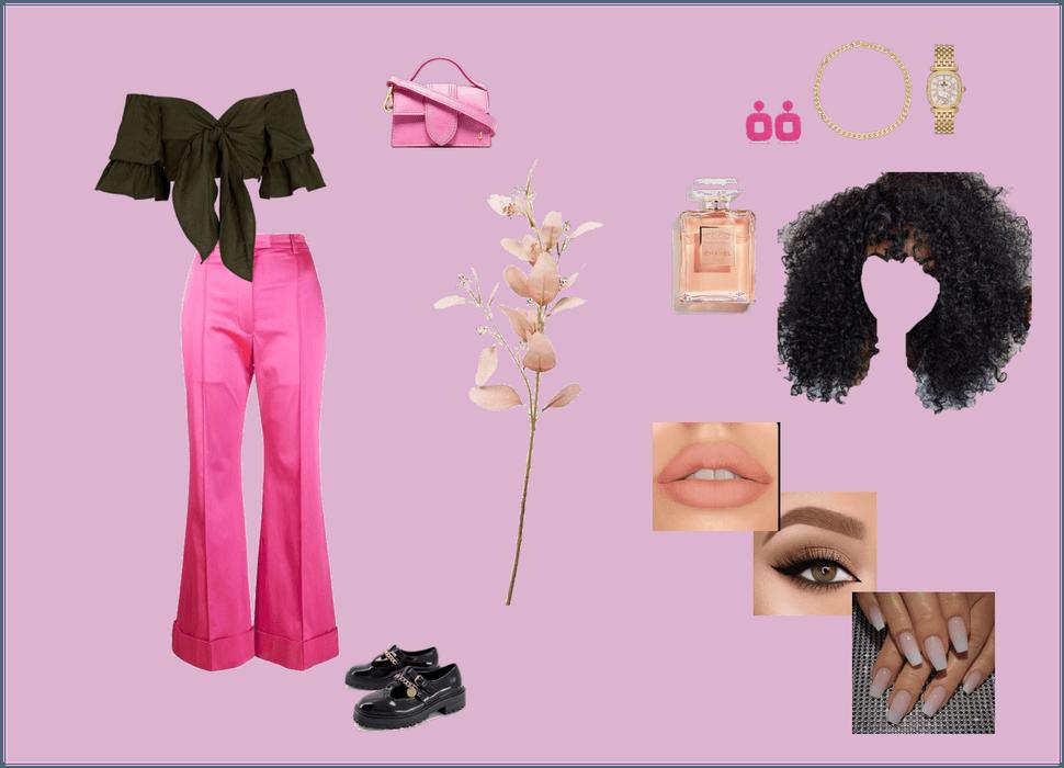 pink panteeer