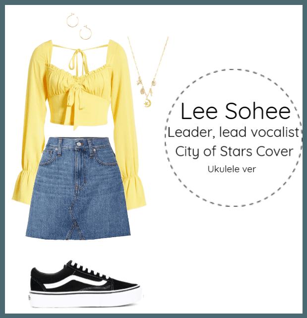 Sohee Pre-debut Special Clip - City of Stars Cover