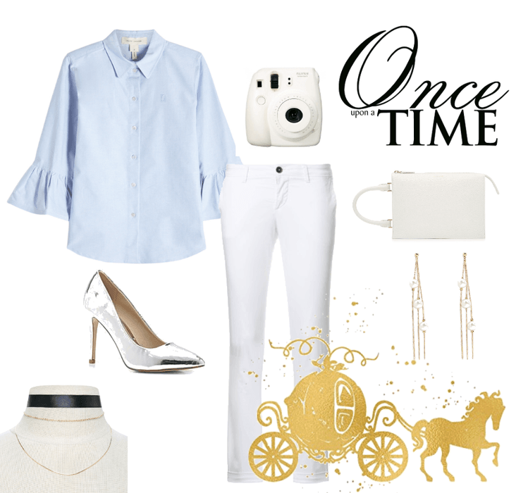 Once Upon A Time - Cinderella
