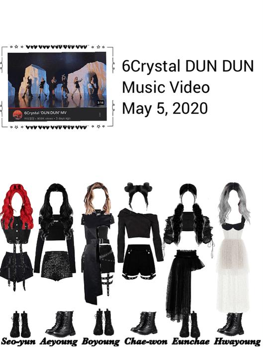 6Crystal DUN DUN MV
