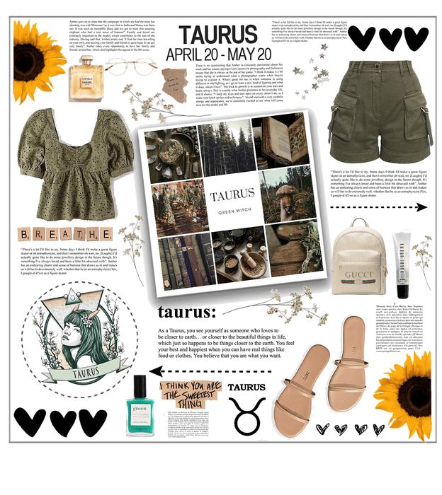 Taurus - Green Vibes
