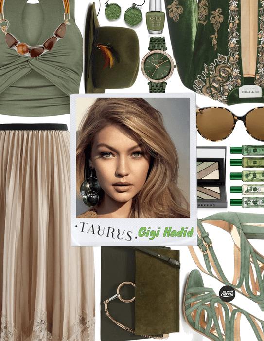 Taurus Celebrity Icons: Gigi Hadid
