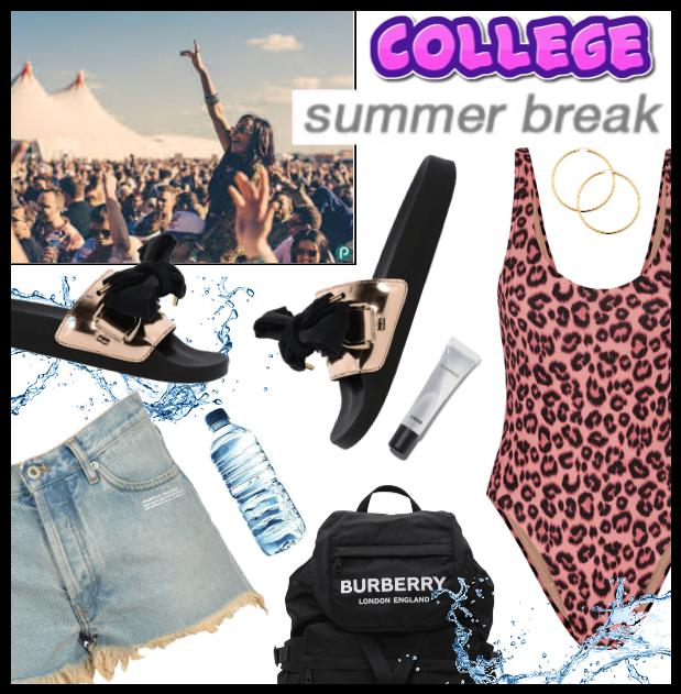 College Summer Break