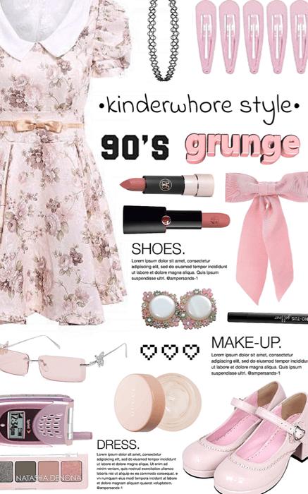 kinderwhore style