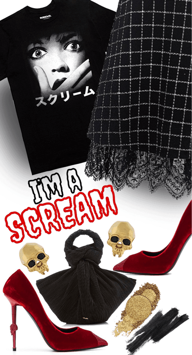 I'm a scream